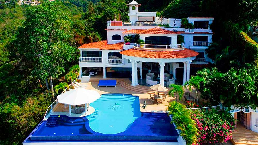 Top 10 Richest Celebrities in Mexico and Their Mansions; Check Out who has the biggest mansion